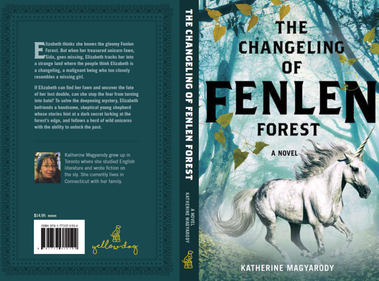 Fenlen Forest Cover
